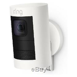 Ring Stick Up Cam 1080p Indoor/Outdoor Wireless Security Camera 2nd Generation