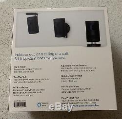 Ring Stick Up Cam Battery Black Wireless Security Camera 8SS1S8-BEN0 BRAND NEW