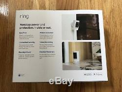 Ring Stick Up Cam Battery HD Security Camera (3rd Gen) and Ring Contact Sensor