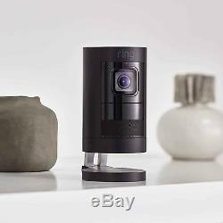 Ring Stick Up Cam Battery HD Security Camera with Two-Way Talk Easy Installation