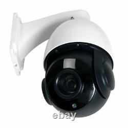 Sony CCD 30X Zoom 1200TVL Outdoor PTZ Speed Dome Camera CCTV Security Cam 80m IR