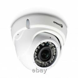 Swann PRO-1080ZLD 1080P Camera Outdoor CCTV HD Zoom Smart Home Security IR Cam