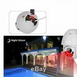 Telecamera Ip Cam Ptz Wifi Camera Dome Wireless Esterno Speed Zoom Micro Sd 4mm