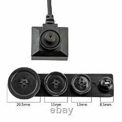 Überwachungskamera 750P Polizei Body Cam Versteckte Kamera Spy Spionage Full HD