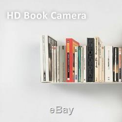 Überwachungskamera BK01 Notizbuch Buch Ringbuch Versteckte Kamera Spy Cam HD