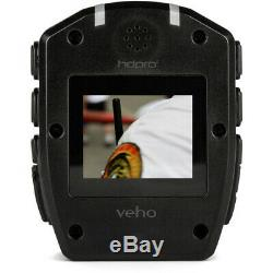 Veho Muvi 1080P HD Pro 2 Infrared Body Worn Handsfree Video Camera Security Cam