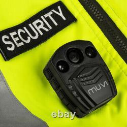 Veho Muvi 1080P HD Pro 2 Infrared Body Worn Handsfree Video Camera Security Cam