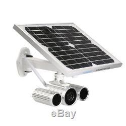 Wanscam Wireless HD 1080P IP Camera WiFi Solar & Battery Power Security Cam I9W5