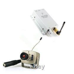 Wireless Camera Color Night Vision Nanny Cordless Spy TV Cam