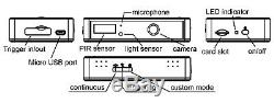 Wireless Security Camera Voice Recorder Anti Theft PIR Cam